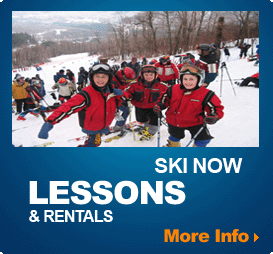 Ski Lessons and Rentals